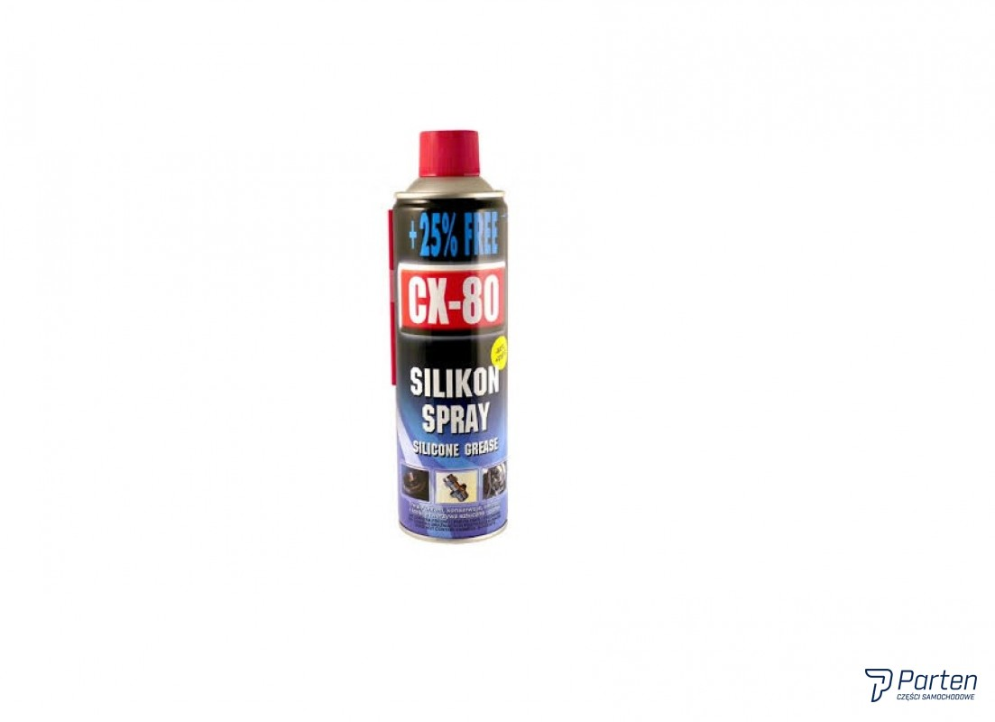 SILIKON W SPRAYU CX-80 300ML